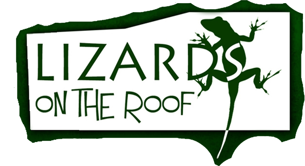 Lizards On The Roof